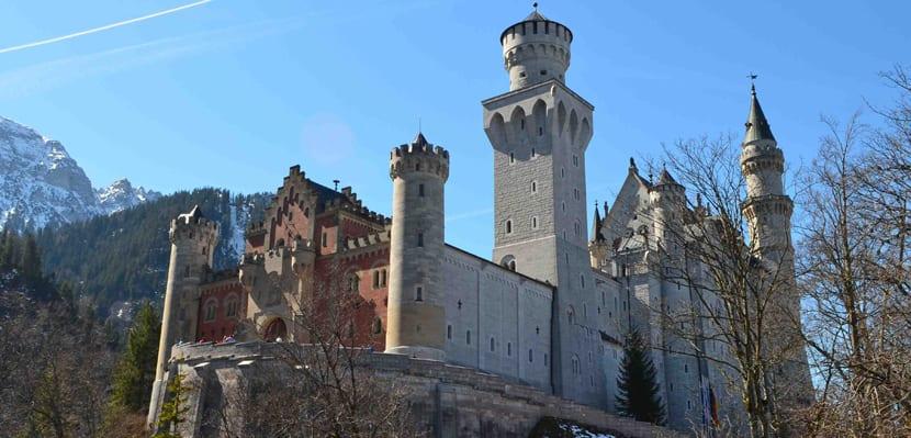 Alrededores del Castillo Neuschwanstein