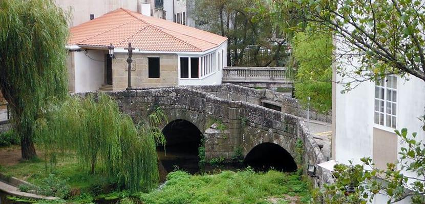 Camino Portugués en Caldas de Reis