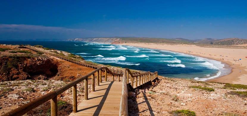 las mejores playas tranquilas de espana
