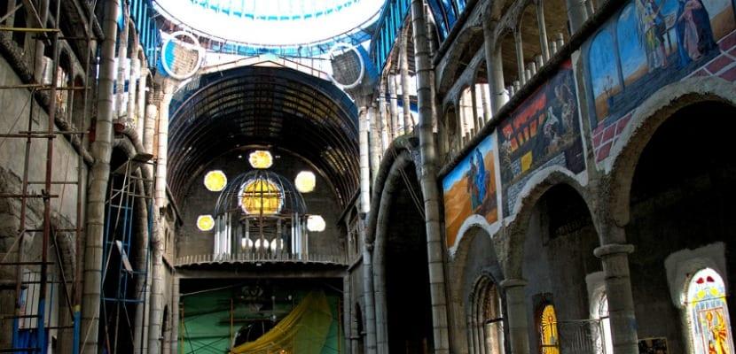 catedral mejorada del campo