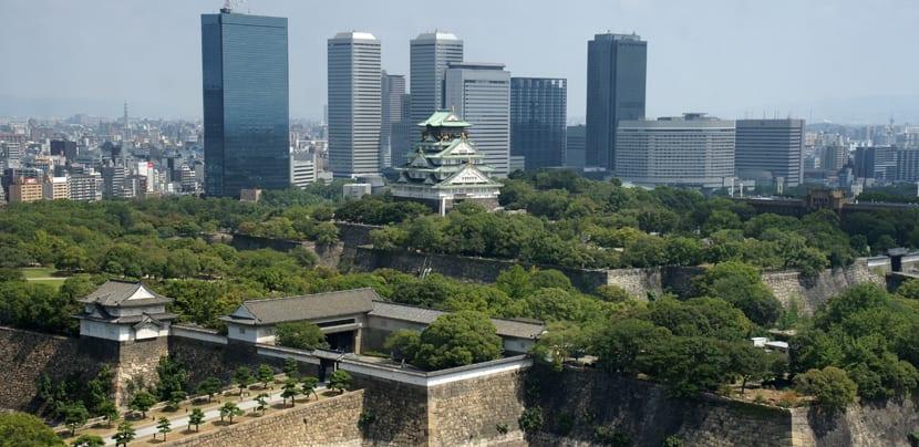 Ciudad de Osaka