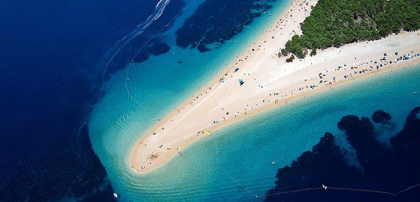 Playa de Zlatni rat