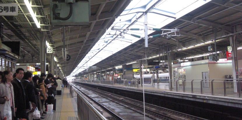 Estación Shin Osaka