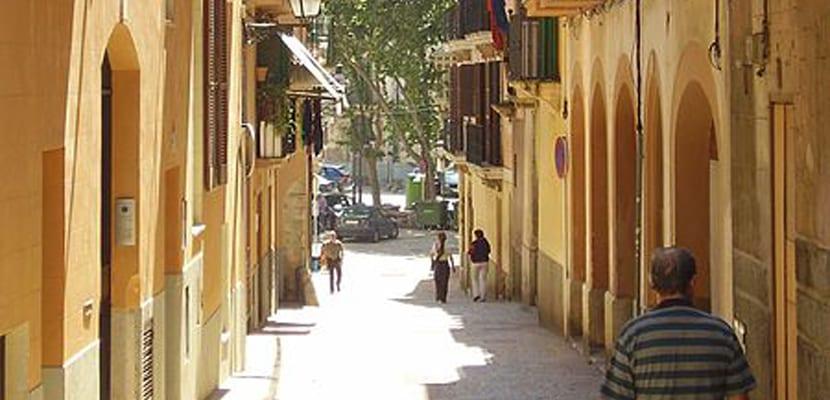 Casco histórico de Palma