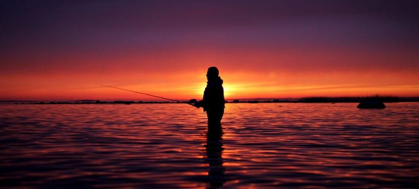 Pesca en las Aland