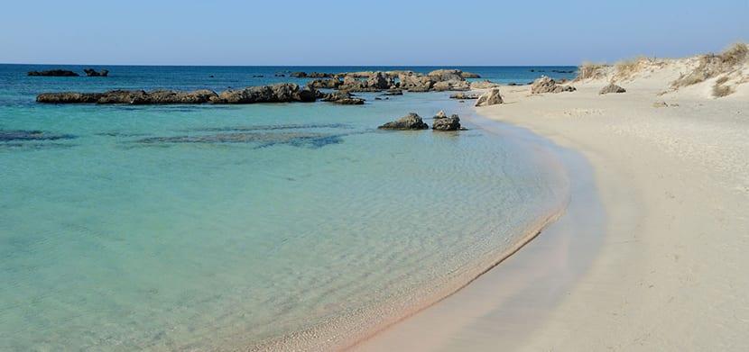 Playa Elafonisi