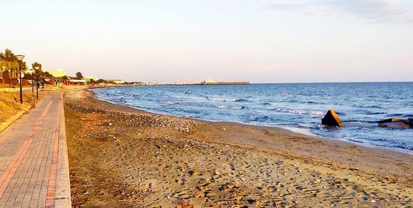 Playa Santa Bárbara