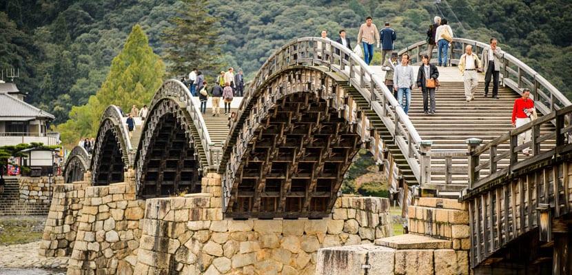 Puente de Iwakuni