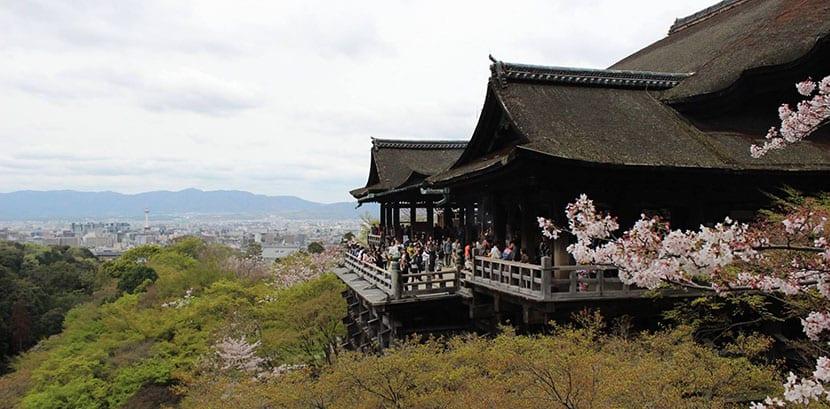 Templo Kiyomizu 1