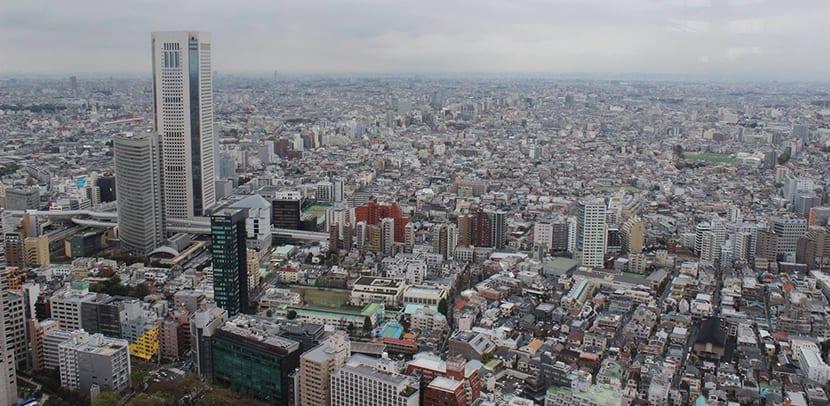 Vista del Edificio Metropolitano
