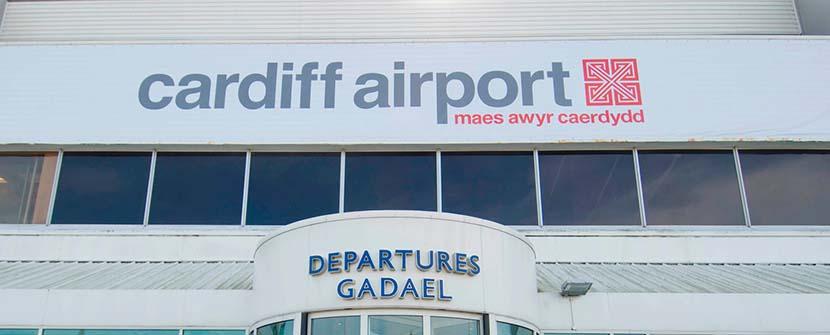 Aeropuerto de Cardiff