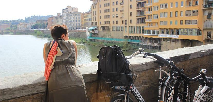 Alquiler de bicis en Florencia