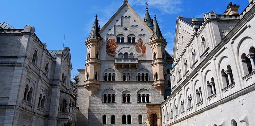 Castillo Neuschwantein 1