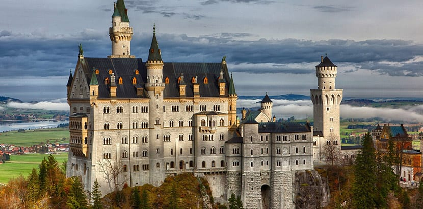 Castillo Neuschwantein