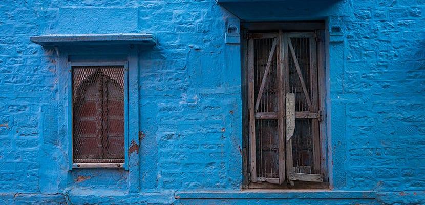 Casa azul Jodhpur