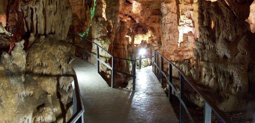 cueva franceses