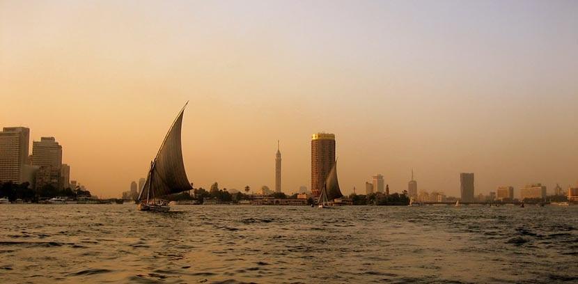 El Cairo en verano