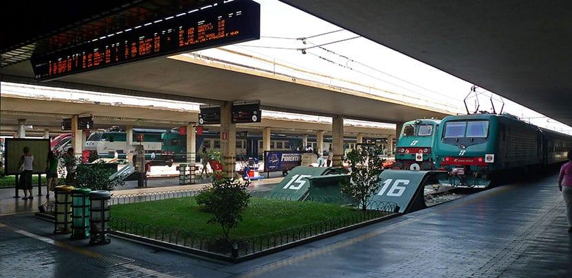 Estación de Florencia