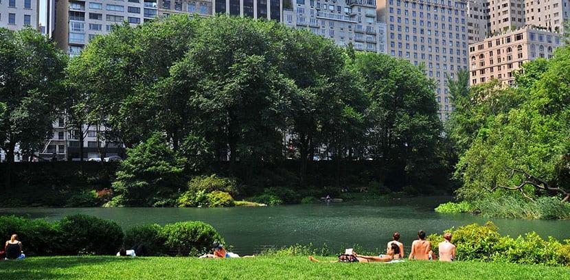 Nueva York en verano 2
