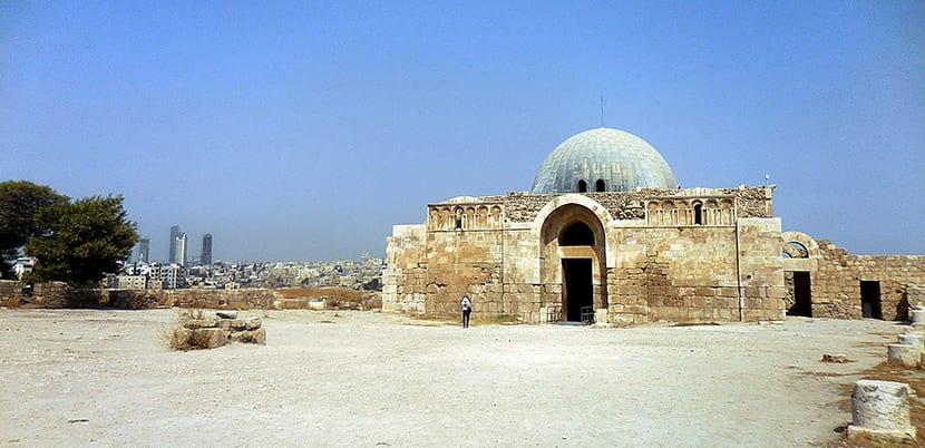 Palacio Umayyad