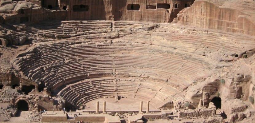 petra teatro