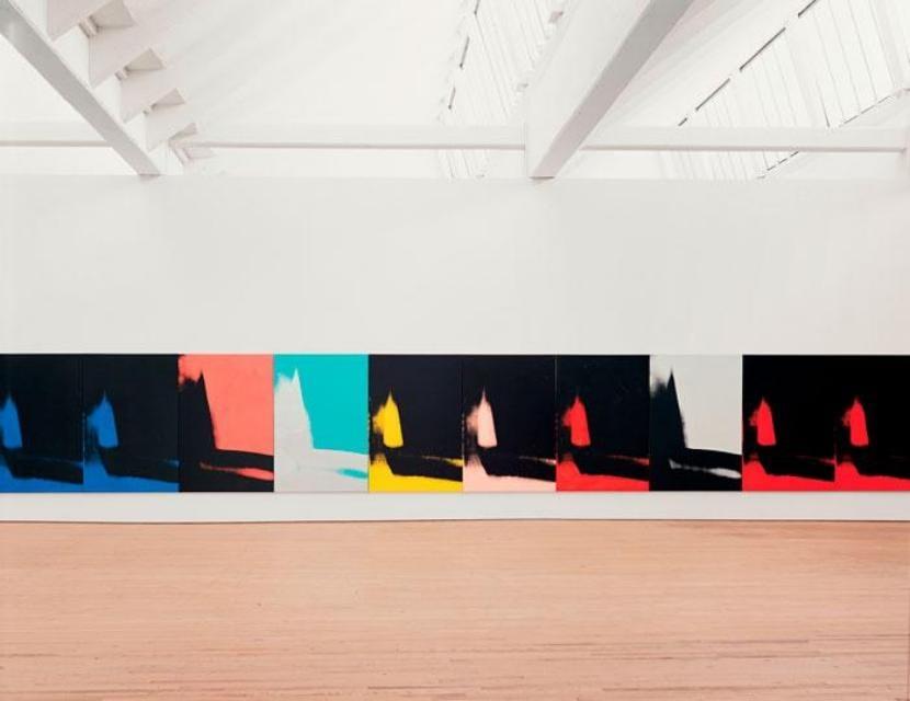 Sombras de Andy Warhol