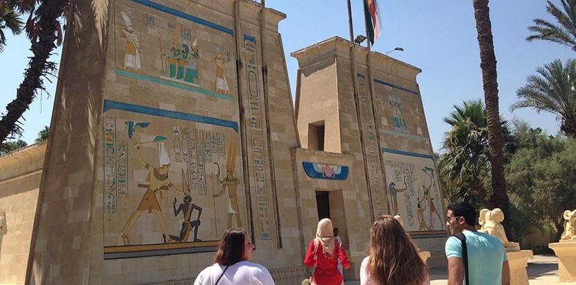 Villa de los Faraones