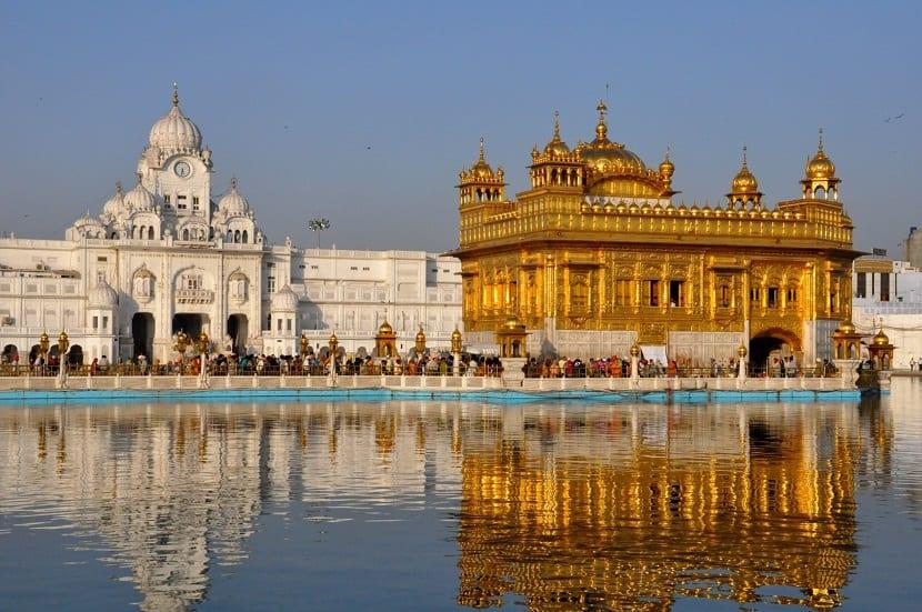 India - Templo Dorado