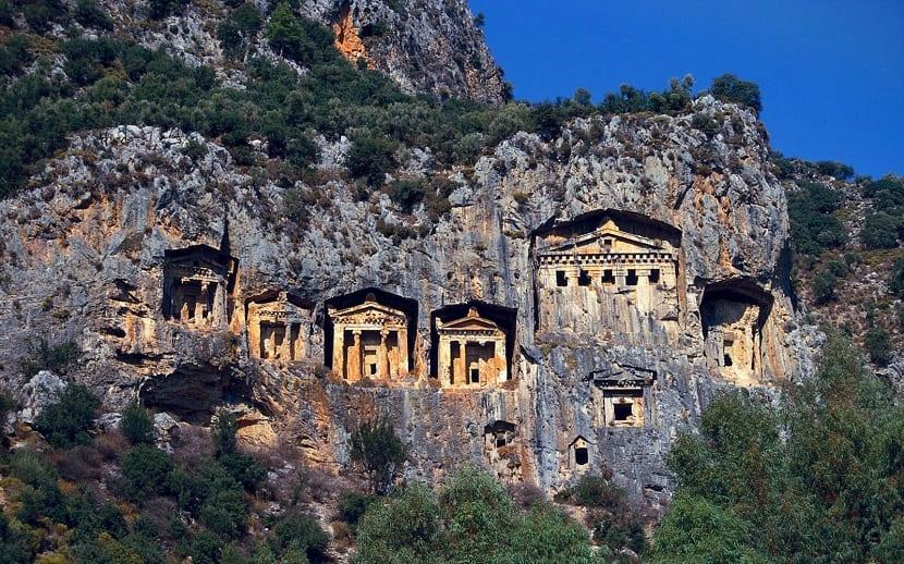 Ruinas antiguas 3