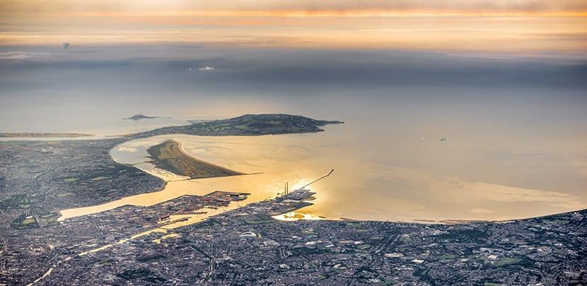 Bahía de Dublin