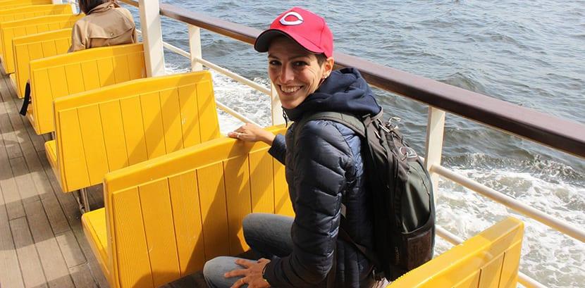 Bote a Odaiba 2