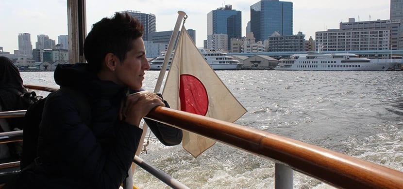 Bote a Odaiba