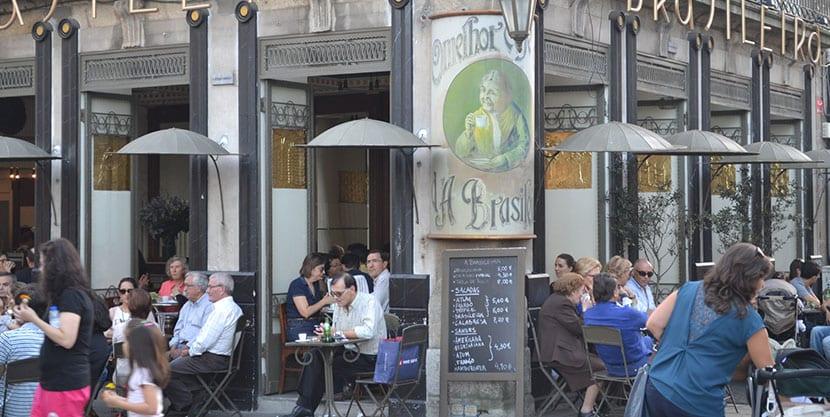 Café en Braga