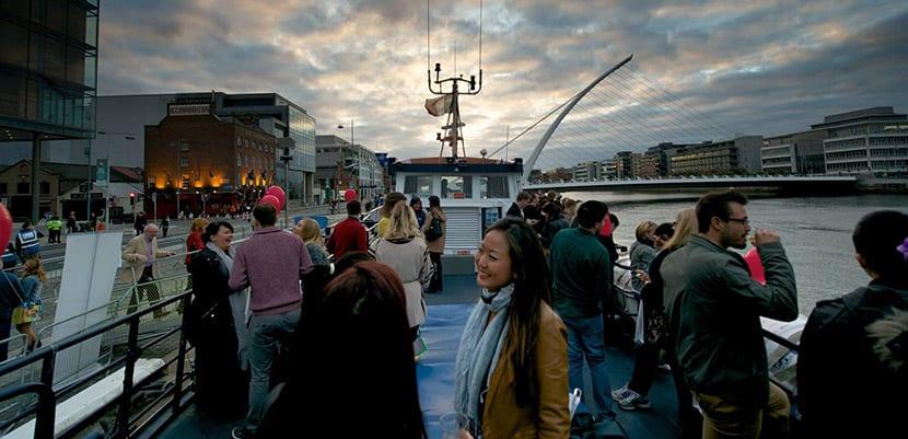 Crucero por la Bahía de Dublin