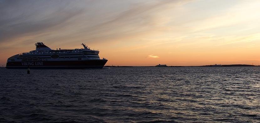 Cruceros en el Mar Báltico