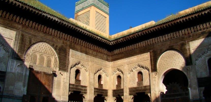 Madrasa Medersa Bou Inania
