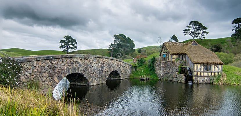 Puente hobbiton