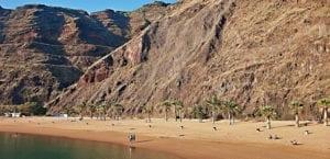 Playas en las Islas Canarias