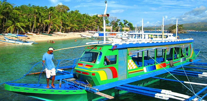 Banca boats