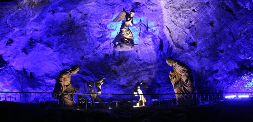 catedral de sal belen