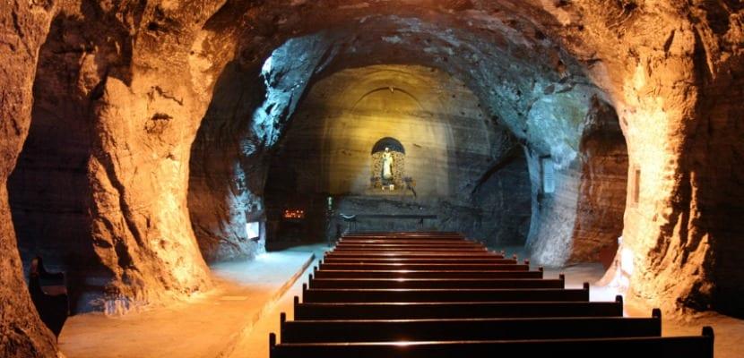 catedral de sal capilla