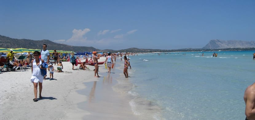 Playas de Cerdeña