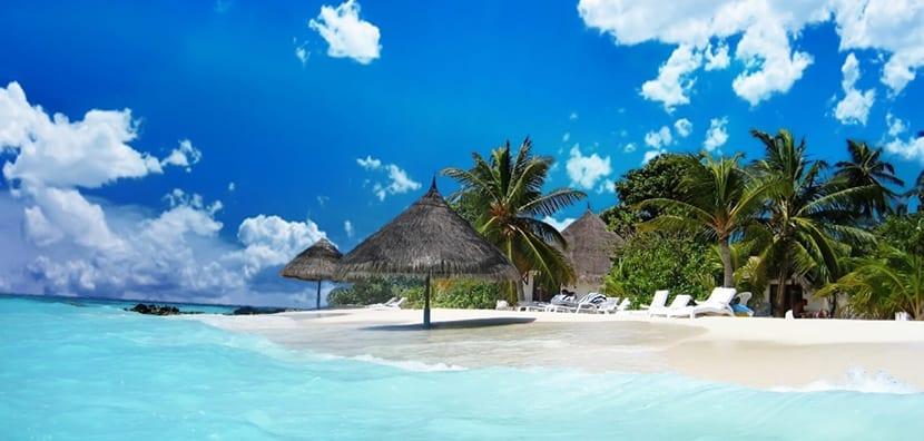 Playas en Cebú