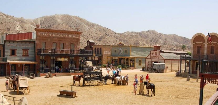 Desierto Tabernas Parque Temático (1)