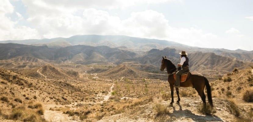 Desierto de Tabernas. Imagen vía Chema Artero