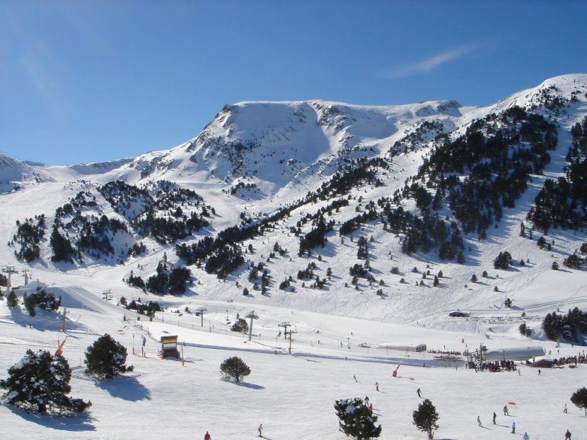 Ski Resort Grandvalira