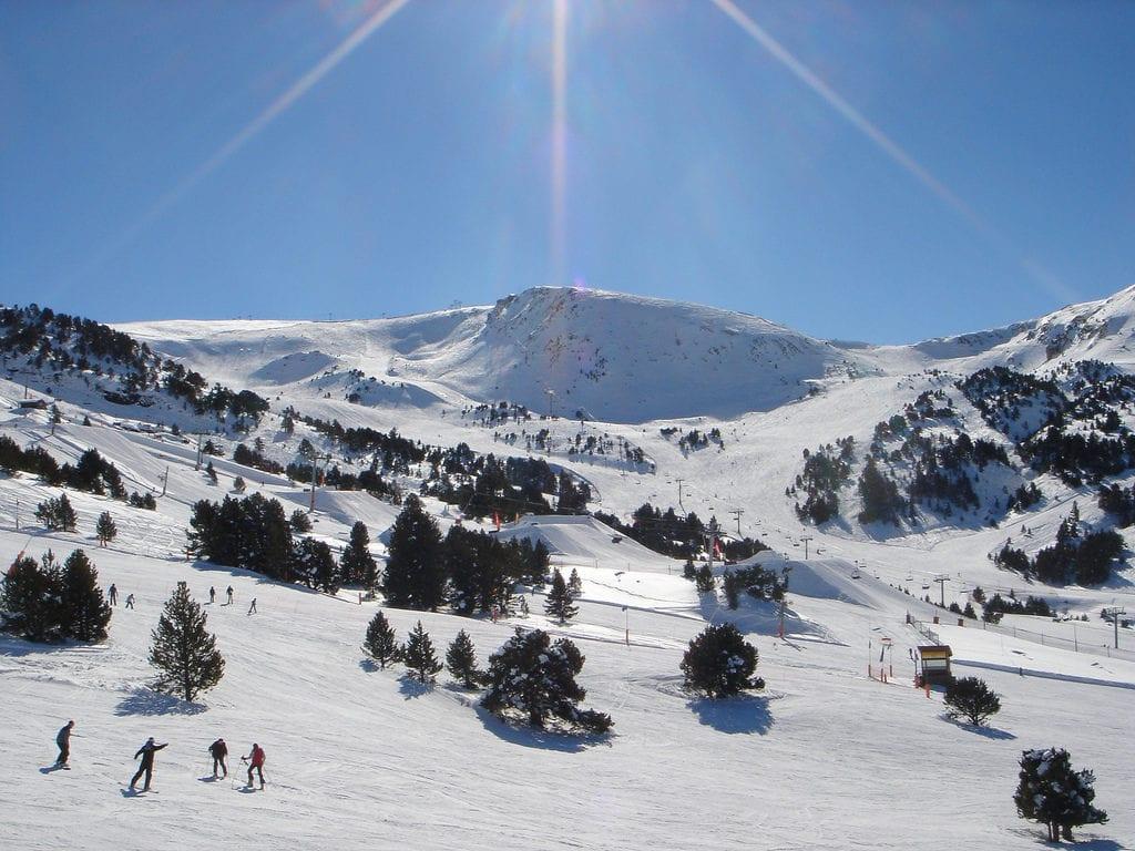 Ski Resort en Grandvalira