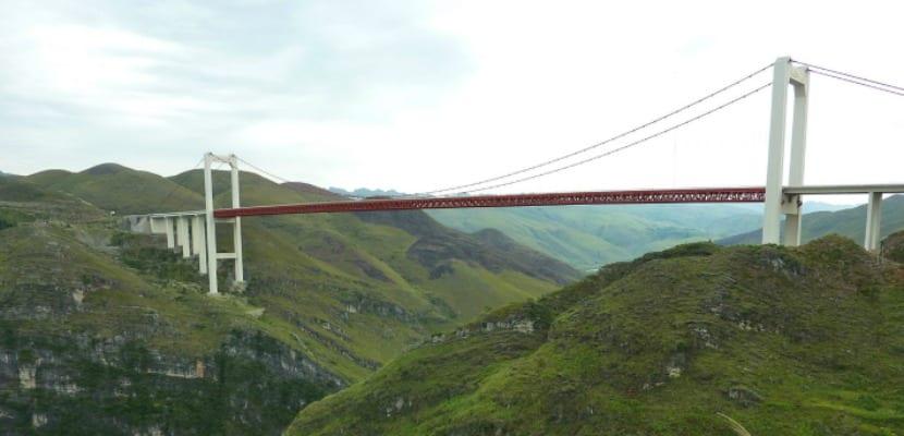 beipanjiang puente