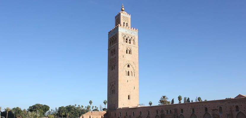 Mezquita Koutoubia