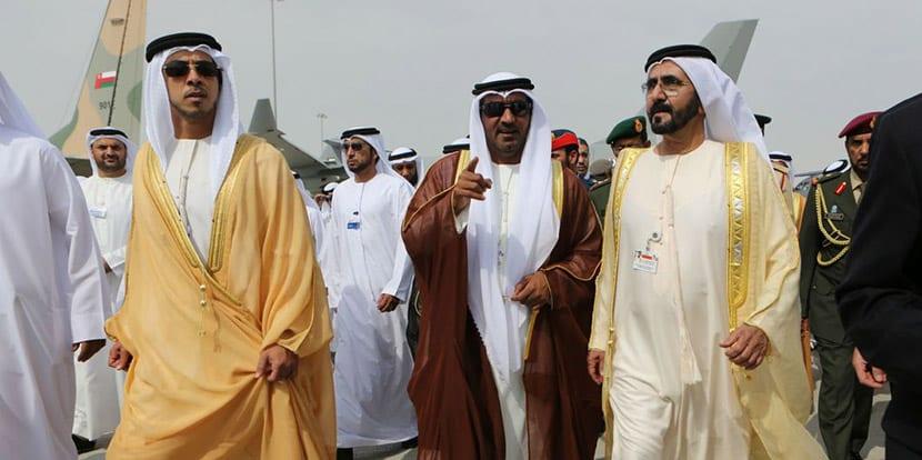 Monarquía de Dubai
